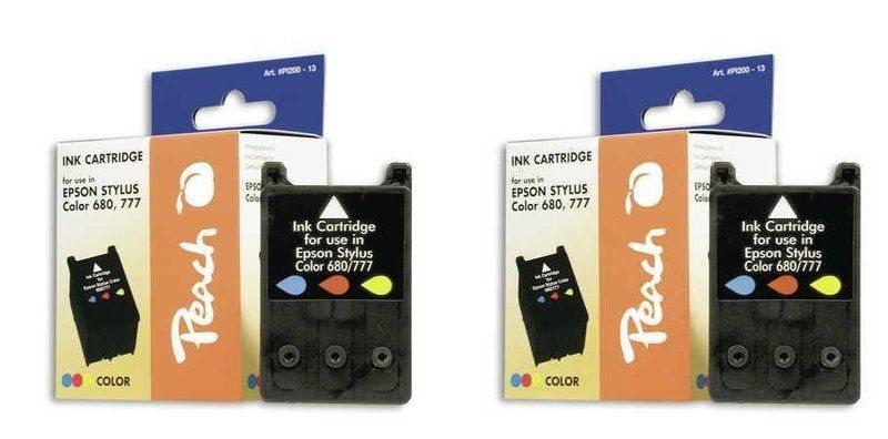 Peach Doppelpack Tinten color - PI200-301