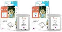Peach Doppelpack Tinten magenta - PI300-460