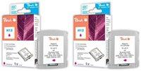 Peach Doppelpack Tinten magenta - PI300-465