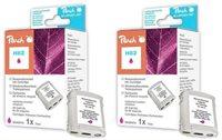 Peach Doppelpack Tinten magenta - PI300-499