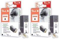 Peach Doppelpack Tinten schwarz - PI100-218