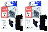 Peach Doppelpack Tinten schwarz - PI200-338