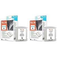 Peach Doppelpack Tinten schwarz - PI300-487