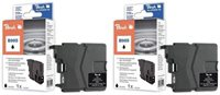 Peach Doppelpack Tinten schwarz - PI500-104