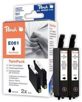 Peach Doppelpack Tinten schwarz - PI200-116
