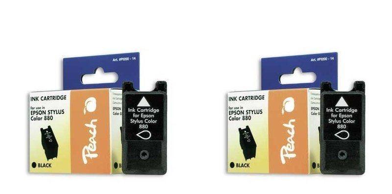 Peach Doppelpack Tinten schwarz - PI200-302