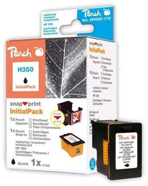 Peach Druckkopf 1 Tinte schwarz - PI300-172