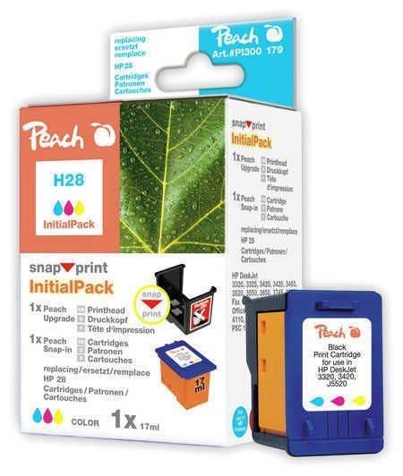 Peach Druckkopf 1 Tintepatrone color - PI300-179