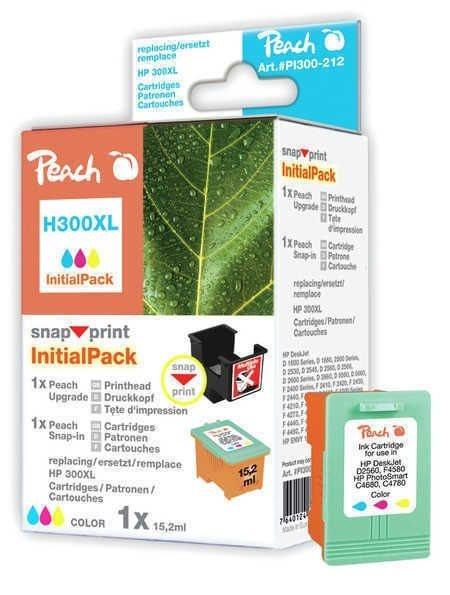 Peach Druckkopf 1 Tintepatrone color - PI300-212