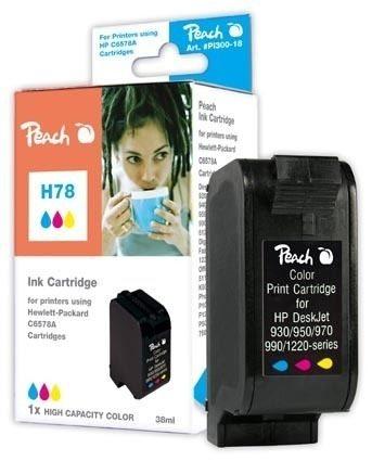 Peach Druckkopf color High Capacity - PI300-18