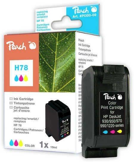 Peach Druckkopf color - PI300-09