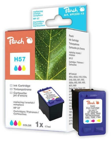 Peach Druckkopf color - PI300-13