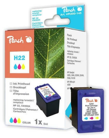 Peach Druckkopf color - PI300-145