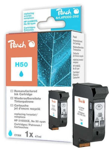 Peach Druckkopf cyan - PI300-292