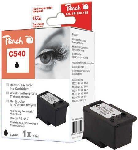Peach Druckkopf schwarz - PI100-155