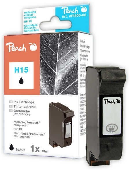 Peach Druckkopf schwarz - PI300-06