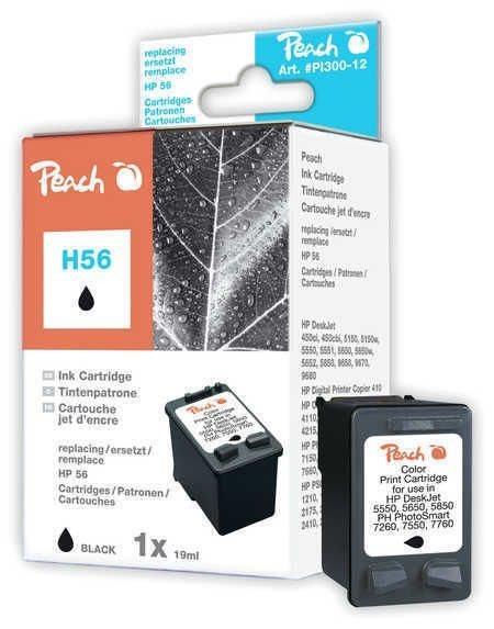 Peach Druckkopf schwarz - PI300-12