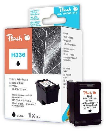 Peach Druckkopf schwarz - PI300-147