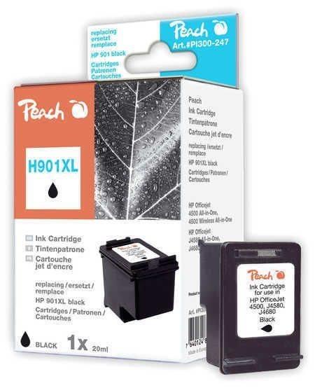Peach Druckkopf schwarz - PI300-247