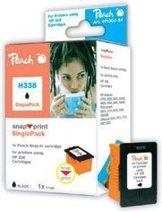 Peach schwarz ohne Druckkopf 1 Stück - PI300-54