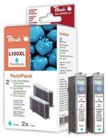 Peach Spar Pack 2 Tinten cyan - PI400-31