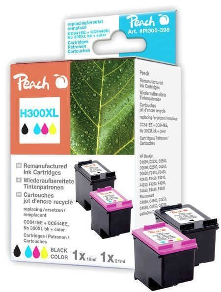 Peach Spar Pack Druckköpfe - PI300-398