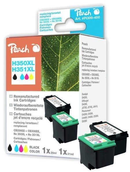 Peach Spar Pack Druckköpfe - PI300-400