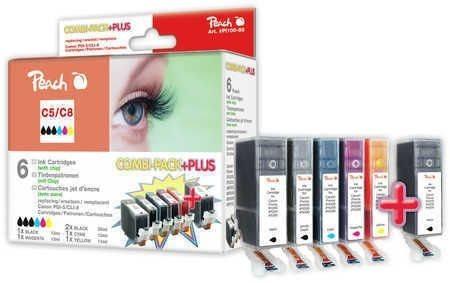Peach Spar Pack Plus Tinten mit Chip - PI100-89
