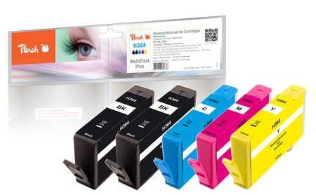 Peach Spar Pack Plus Tintenpatronen - PI300-685