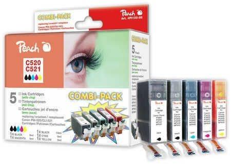 Peach Spar Pack Tinten  - PI100-85