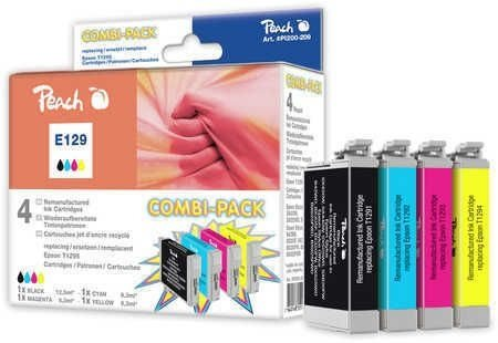 Peach Spar Pack Tinten - PI200-209