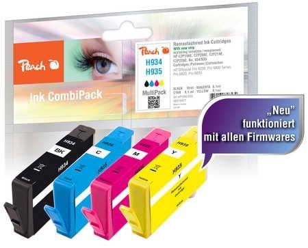 Peach Spar Pack Tintenpatronen - PI300-625