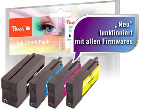 Peach Spar Pack Tintenpatronen - PI300-701