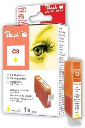 Peach Tinte gelb - PI100-13