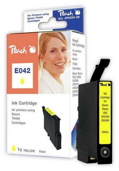 Peach Tinte gelb - PI200-38