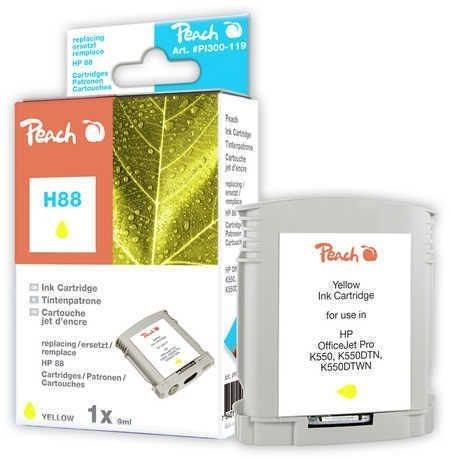 Peach Tinte gelb - PI300-119