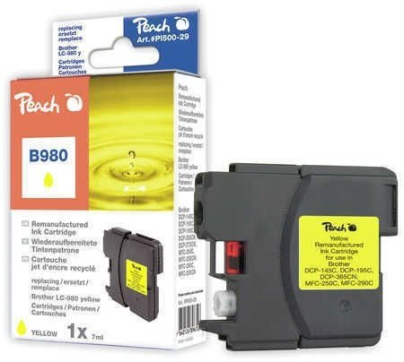 Peach Tinte gelb remanufactured - PI500-29