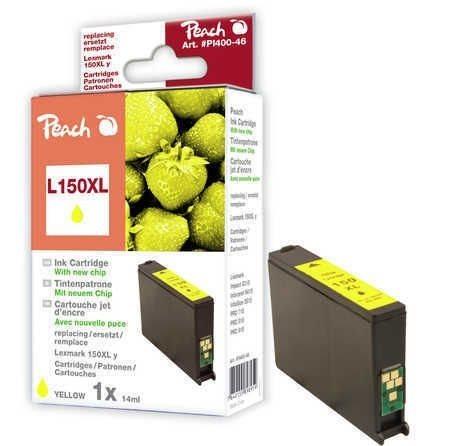 Peach Tinte gelb XL - PI400-46
