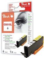 Peach Tinte grau XL mit Chip - PI100-180