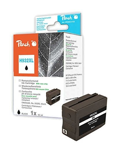 Peach Tinte mit Chip black HC - PI300-412