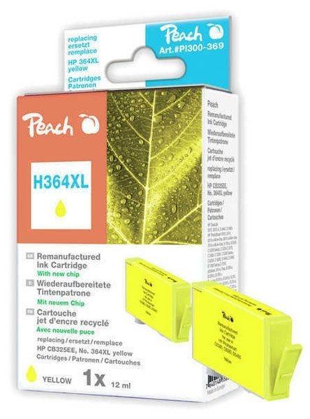 Peach Tinte mit Chip gelb - PI300-369
