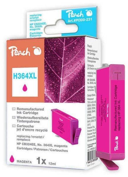 Peach Tinte mit Chip magenta - PI300-231