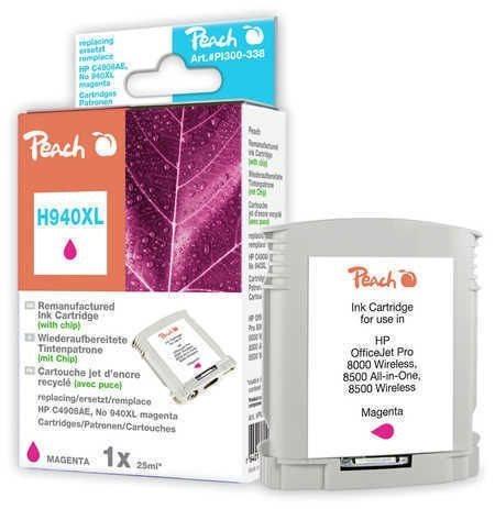 Peach Tinte mit Chip magenta - PI300-338