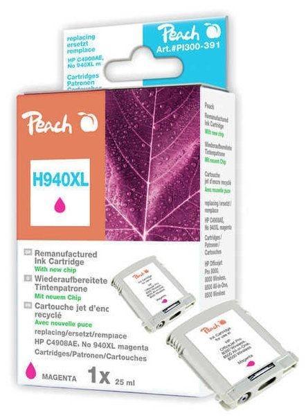 Peach Tinte mit Chip magenta - PI300-391