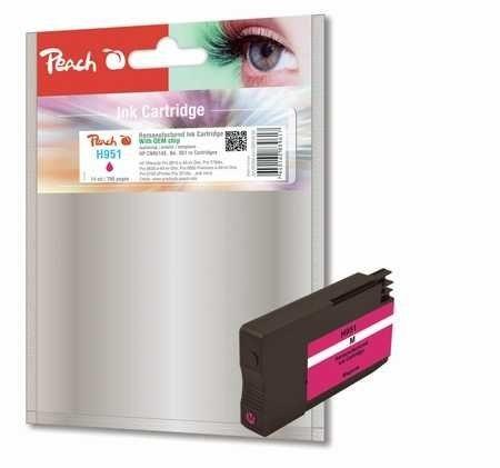 Peach Tinte mit Chip magenta - PI300-541