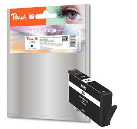 Peach Tinte mit Chip schwarz - PI300-233