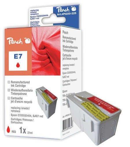 Peach Tinte rot - PI200-225