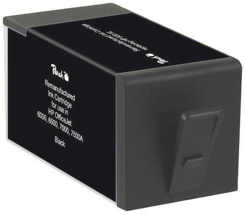 Peach Tinte schwarz mit Chip - PI300-237