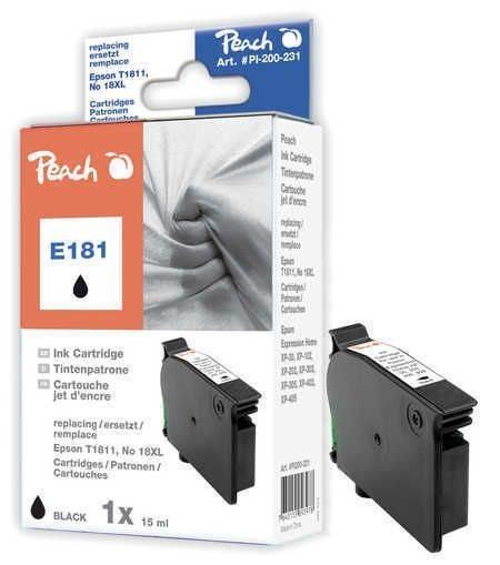 Peach Tinte schwarz - PI200-231