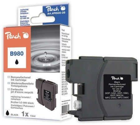 Peach Tinte schwarz remanufactured - PI500-26